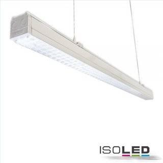 FastFix LED Linearleuchte S, IP40, 1,5m, 25-75W, 4000K, 90°, 1-10V dimmbar