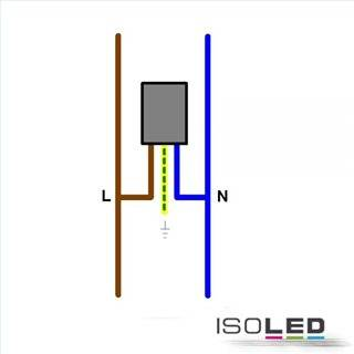 LED Entstör-, Ableit- und Kompensationsmodul, Löschglied