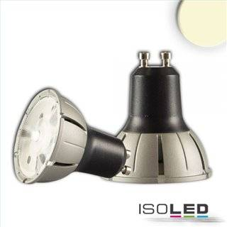 GU10 LED Strahler 8W COB, 10°, 2700K, dimmbar