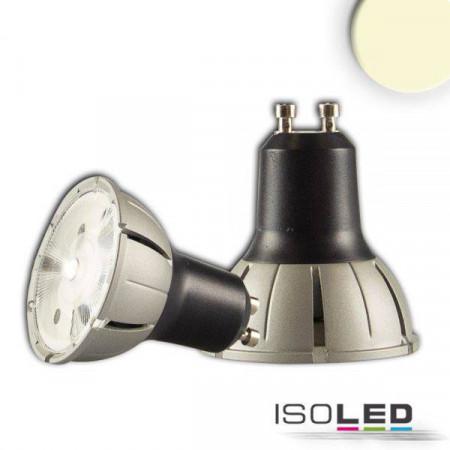 GU10 LED Strahler 8W COB, 10°, 3000K, dimmbar