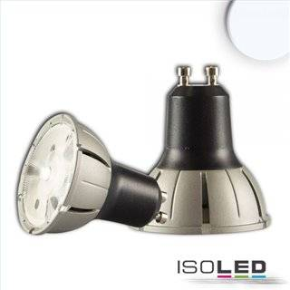 GU10 LED Strahler 8W COB, 10°, 4000K, dimmbar
