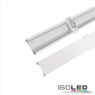 FastFix LED Linearsystem R Blindabdeckung für Balkenaufnahme, 1,5m