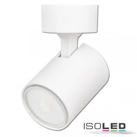 Wand- und Deckenleuchte GU10 Single, IP20, weiß matt, exkl. Leuchtmittel