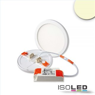 LED Downlight Flex 8W, UGR19, 120°, Lochausschnitt 50-100mm, warmweiß, dimmbar