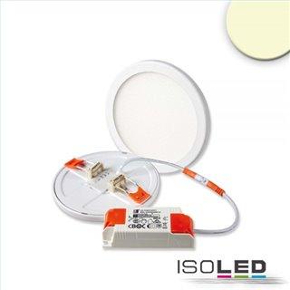 LED Downlight Flex 8W, UGR19, 120°, Lochausschnitt 50-100mm, warmweiß, dimmbar