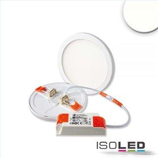 LED Downlight Flex 8W, UGR19, 120°, Lochausschnitt 50-100mm neutralweiß, dimmbar