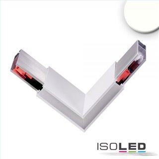 Eckverbinder 90° für Hängeleuchte Linear Up+Down, 3W, weiß, neutralweiß