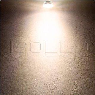 GU10 LED Strahler 5W, 45°, prismatisch, warmweiß, CRI90