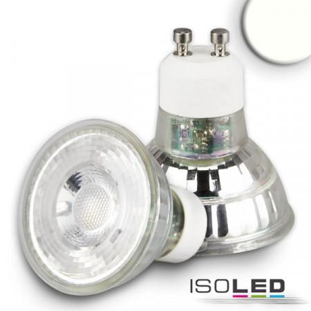GU10 LED Strahler 5W, 45°, prismatisch, neutralweiß, CRI90