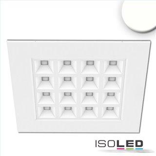 LED Panel UGR16 Line 625, 36W, Rahmen weiß, neutralweiß, Push oder DALI dimmbar
