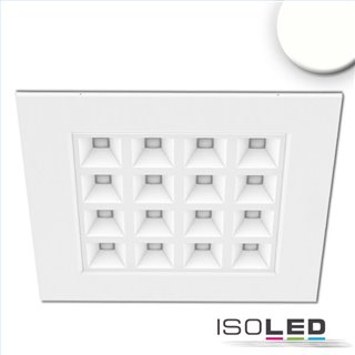 LED Panel UGR16 Line 625, 36W, Rahmen weiß, neutralweiß, KNX dimmbar