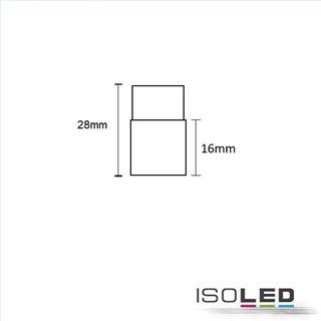 LED Hallenleuchte Linear SK 240W, IP65, weiß, neutralweiß, 90°, 1-10V dimmbar