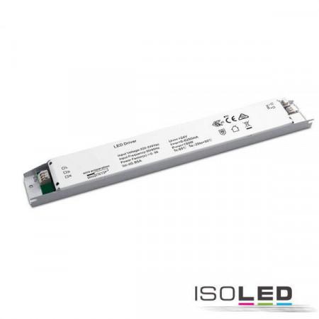 LED Trafo 24V/DC, 0-150W, slim