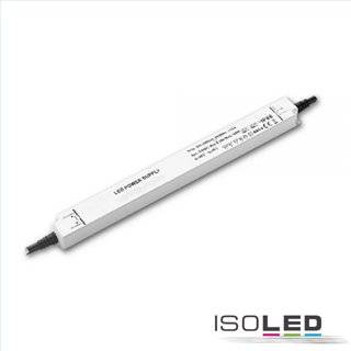 LED Trafo 24V/DC, 0-150W, IP65, slim