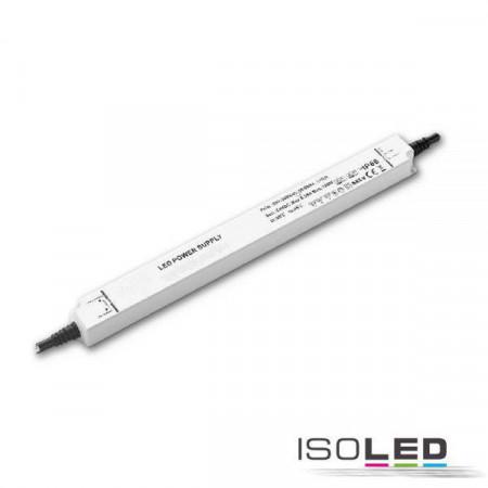 LED Trafo 24V/DC, 0-150W, IP65, slim