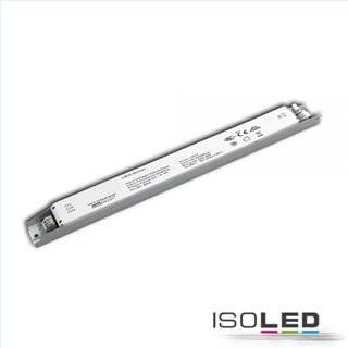 LED Trafo 24V/DC, 0-100W, slim, SELV