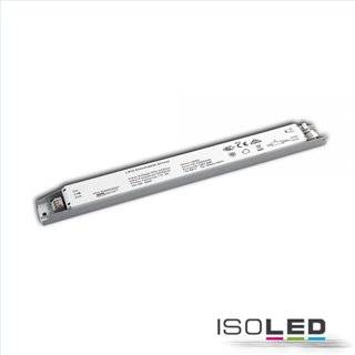 LED PWM-Trafo 24V/DC, 0-100W, slim, Push/Dali dimmbar