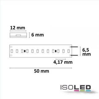 LED CRI930 Linear 48V-Flexband, 8W, IP68, 3000K, 30 Meter