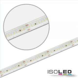 LED CRI9B Linear 48V-Flexband, 8W, IP68, blau, 30 Meter