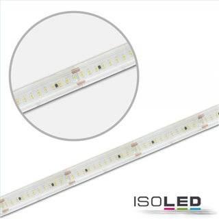 LED CRI9R Linear 48V-Flexband, 8W, IP68, rot, 30 Meter