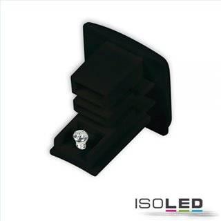 3-Phasen S1  Endkappe, schwarz