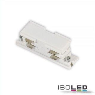 3-Phasen S1 Linear-Verbinder stromführend, weiß