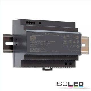 LED Hutschienen-Trafo MW HDR-150-24, 21.6~29V/DC, 0-150W
