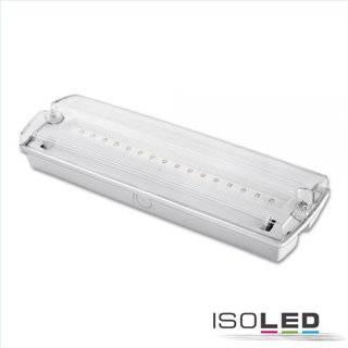 LED Notlicht/Fluchtwegleuchte UNI4 Autotest 4W, IP65, X0AEFG180