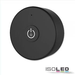 Sys-Pro SingleColor 1 Zonen Fernbedienung rund, schwarz