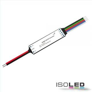Sys-Pro RGB+W Funk Mesh PWM-Controller Mini, 4 Kanal, 12-24V DC 4x1A