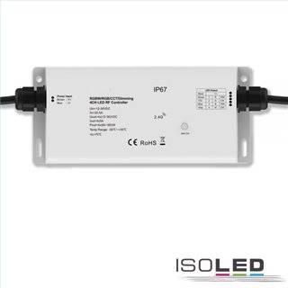 Sys-Pro Funk Mesh PWM-Controller IP67, 1-4 Kanal, 12-36V DC 4x5A