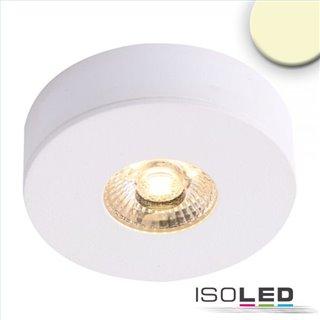LED Ein- und Unterbauleuchte MiniAMP weiß, 3W, 24V DC, warmweiß, dimmbar