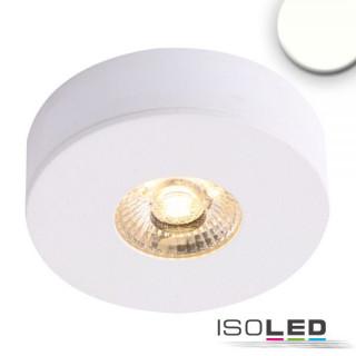 LED Ein- und Unterbauleuchte MiniAMP weiß, 3W, 24V DC, neutralweiß, dimmbar