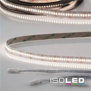 LED CRI940 MiniAMP Flexband, 24V, 6W, 4000K, 120cm, beidseitig 30cm Kabel mit male-Stecker