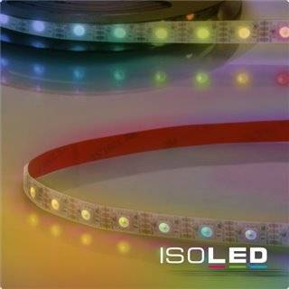 LED WS2815 Digital SPI Flexband, 12V, 8W, IP68, RGB