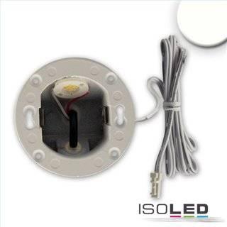 LED Wandeinbauleuchte Sys-Wall68 MiniAMP 24V, 3W, IP44, 4000K, inkl. Einputzdose