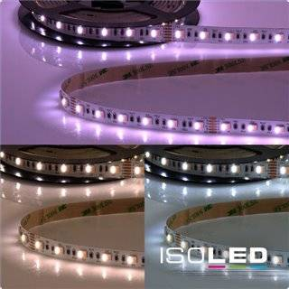 LED SIL RGB+W+WW Flexband, 24V, 19W, IP20, 5in1 Chip