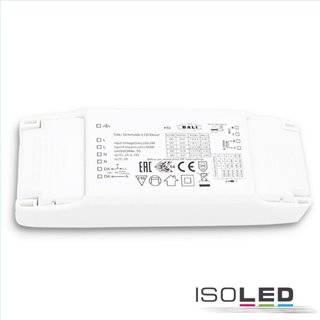 LED Konstantstrom Trafo 100/180/270/350/440mA, 10W, Push/1-10V/DALI dimmbar