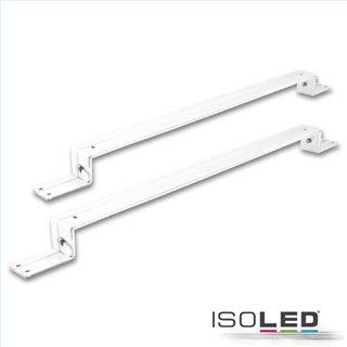 Montagebügel für LED Panel 625x625, weiß RAL 9016