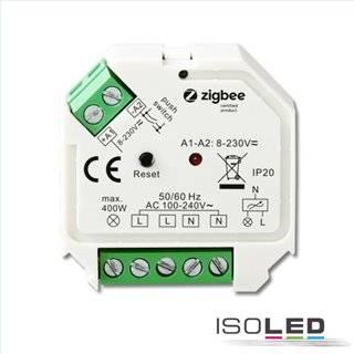 ZigBee 3.0/Push Universal Triac-Dimmer 230V, 200VA