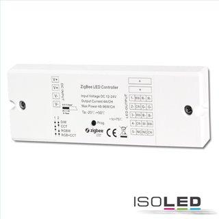 ZigBee 3.0 PWM-Controller für LED Flexbänder/Spots, 5 Kanal, 12-24V DC 5x4A