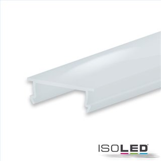 Abdeckung COVER41 transparent 200cm für Profil PURE12/PURE14/STAIRS13