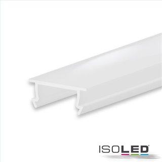 Abdeckung COVER43 opal/satiniert 200 cm für Profil SURF10