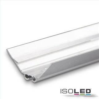 LED Eckprofil CORNER12 BORDERLESS Aluminium eloxiert, 200cm