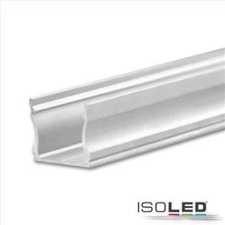 LED Aufbauprofil PURE12 S  Aluminium eloxiert, 200cm