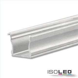 LED Einbauprofil PURE12 D Aluminium eloxiert, 200cm