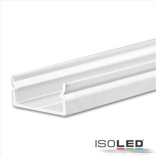 LED Aufbauprofil PURE14 S Aluminium weiß , 200cm