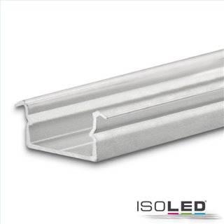 LED Einbauprofil PURE14 D Aluminium eloxiert, 200cm