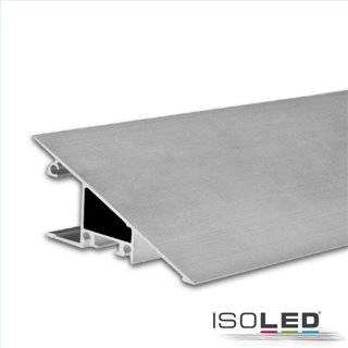 LED Aufbauleuchtenprofil HIDE TRIANGLE Aluminium eloxiert, 200cm