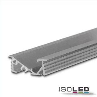 LED Einbauprofil FURNIT6 D Aluminium eloxiert, 200cm